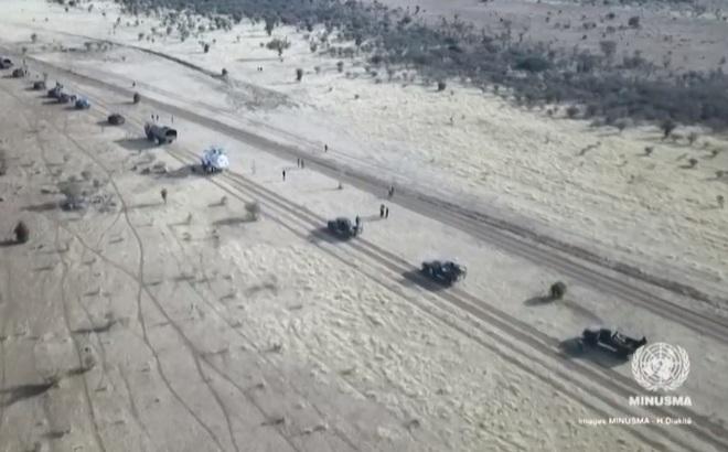 Mali tái triển khai quân đội tại khu vực phía Bắc