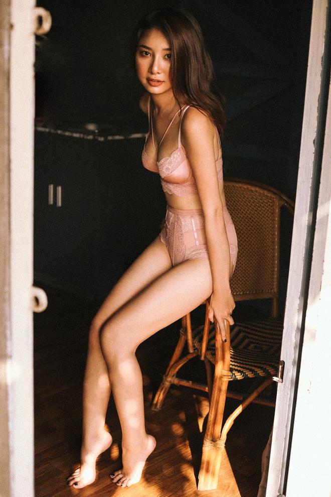 Ammy Minh Khuê tung ảnh sexy, tiết lộ mất hai ngày chỉ để thu âm 3 từ Em yêu anh trong ca khúc vừa ra mắt - Ảnh 2.