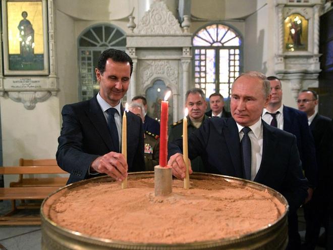 Bài toán cân bằng quan hệ của Nga ở Syria: Lý do TT Putin luôn một mực ủng hộ Syria thay vì Thổ Nhĩ Kỳ - Ảnh 2.