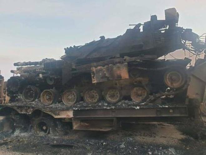 Tên lửa S-300 Syria lên đạn, nhe nanh vuốt vồ mồi: Chiến đấu cơ Thổ Nhĩ Kỳ nguy ngập - Ảnh 2.