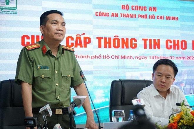 Phó Giám đốc Công an TP.HCM: Tuấn khỉ nổ 3 phát súng, 1 phát bị lép không nổ - Ảnh 2.