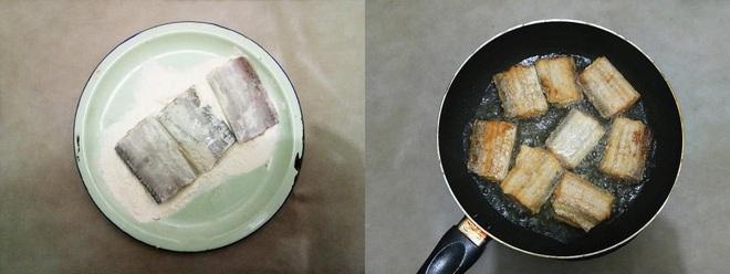 Bao nhiêu cơm cũng hết với món cá chiên mặn ngọt siêu ngon này - Ảnh 2.
