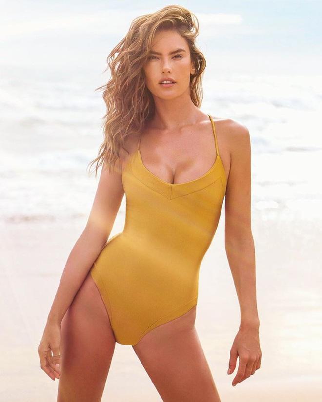 Alessandra Ambrosio tung ảnh bikini bỏng rẫy mừng ngày Galentine - Ảnh 4.