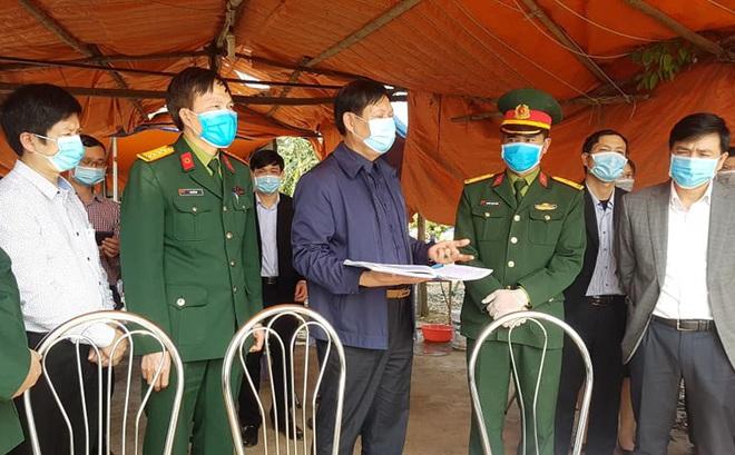 Đang theo dõi sức khỏe cho 10.600 người dân xã Sơn Lôi, Vĩnh Phúc