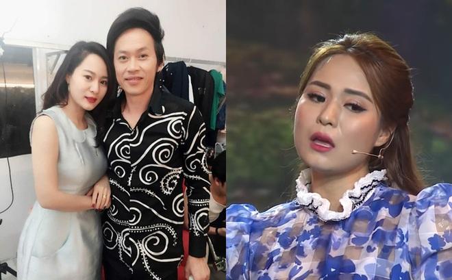 Con gái nuôi Hoài Linh tái xuất xinh đẹp trên sóng truyền hình