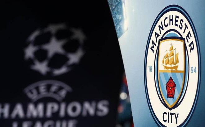 Manchester City bị cấm thi đấu 2 mùa giải UEFA Champions League