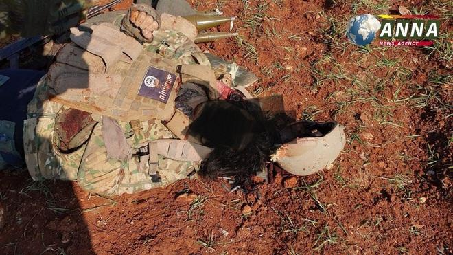 Chiến đấu cơ Su-34 Nga dồn dập oanh kích sát biên giới Thổ - Phiến quân Syria chết như ngả rạ - Ảnh 2.