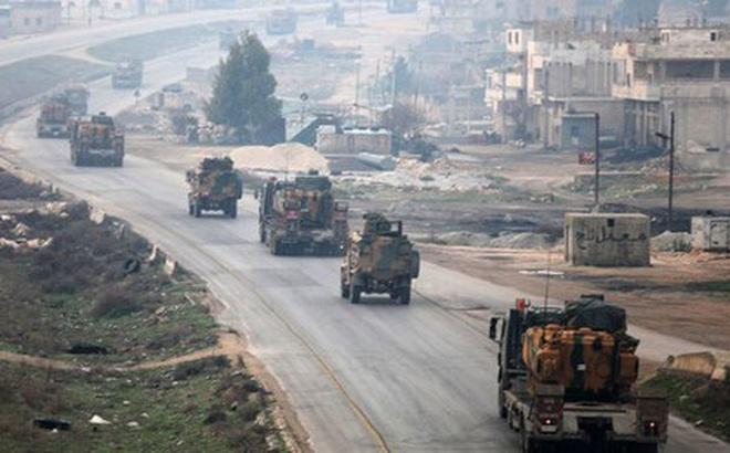 """Thổ Nhĩ Kỳ tiếp tục điều lực lượng """"khủng"""" đến Idlib, bất chấp cảnh báo từ Nga"""