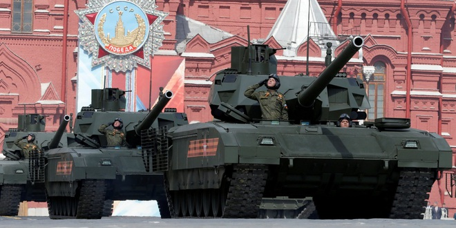 Quân đội Nga đốt cháy giai đoạn phát triển siêu xe tăng T-14 Armata: Đây là hậu quả? - Ảnh 2.