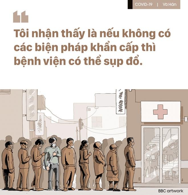 Chuyện đau lòng vì thiếu vật tư y tế ở Vũ Hán: Bệnh nhân khẩn cầu, bác sĩ bất lực nhìn sự sống trôi dần - Ảnh 2.