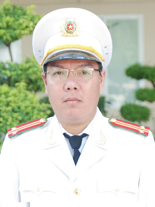 Bộ Công an điều động PGĐ Công an tỉnh Đồng Nai Lê Hoàng Ngân làm Hiệu phó trường Đại học An ninh - Ảnh 1.