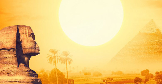 Bí mật thật sự của kim tự tháp Ai Cập và tượng Nhân Sư: Ẩn chứa thông điệp vũ trụ hiếm người biết - Ảnh 7.