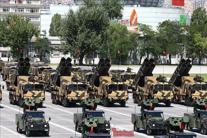 Căng thẳng sẽ khiến Thổ Nhĩ Kỳ đem vũ khí hủy diệt sang Syria? - Ảnh 12.