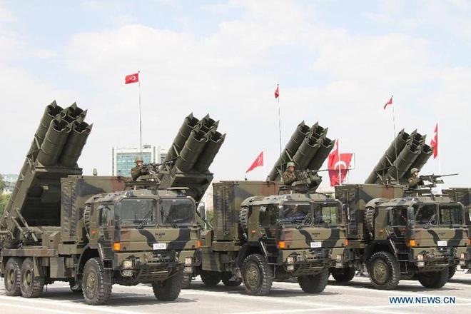 Căng thẳng sẽ khiến Thổ Nhĩ Kỳ đem vũ khí hủy diệt sang Syria? - Ảnh 14.