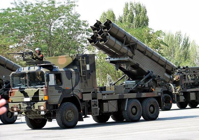 Căng thẳng sẽ khiến Thổ Nhĩ Kỳ đem vũ khí hủy diệt sang Syria? - Ảnh 15.