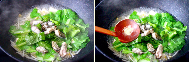 Canh rau cải quen thuộc là thế mà nấu kiểu này thì lại thành mới toanh lạ miệng! - Ảnh 4.
