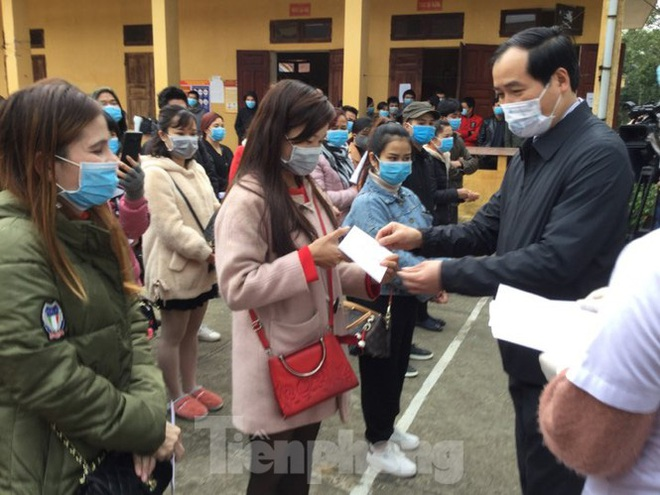 Diễn biến dịch Covid-19 tại Việt Nam: 120 người được rời khỏi khu cách ly phòng dịch bệnh Covid-19 ở Lạng Sơn - Ảnh 1.
