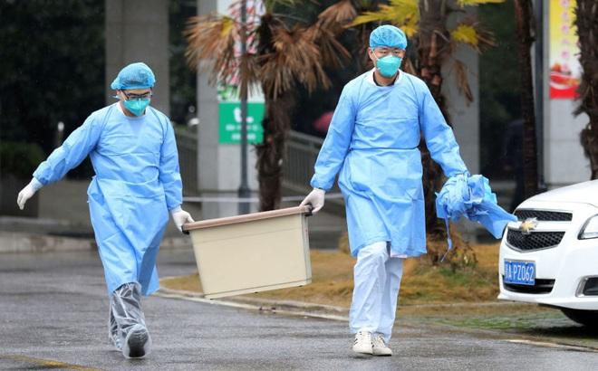 Nhóm điều tra virus corona của WHO đến Trung Quốc