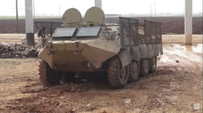Xe tăng T-90 Syria bị phiến quân tóm sống, nghênh ngang đánh trả quân chính phủ - Ảnh 4.