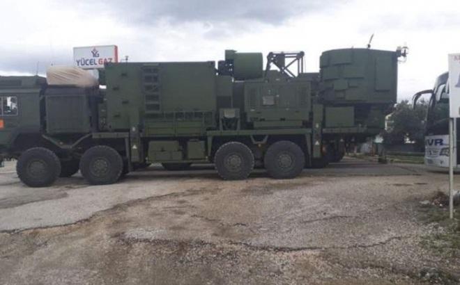 Lộ ảnh Thổ Nhĩ Kỳ bí mật triển khai vũ khí đặc biệt để tấn công S-400 ở Syria