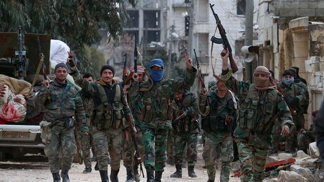 Tuyên bố của phiến quân Syria về các cuộc tấn công: Sự ảo tưởng của tàn quân - ảnh 3