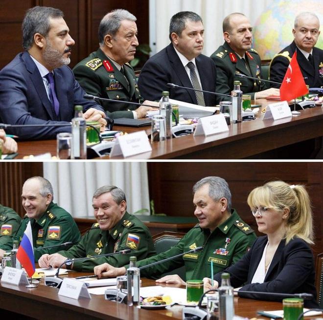 Thổ không nghe Lavrov lập tức được nếm nắm đấm của Shoigu ở Syria: Cú knockout ngoạn mục - Ảnh 5.