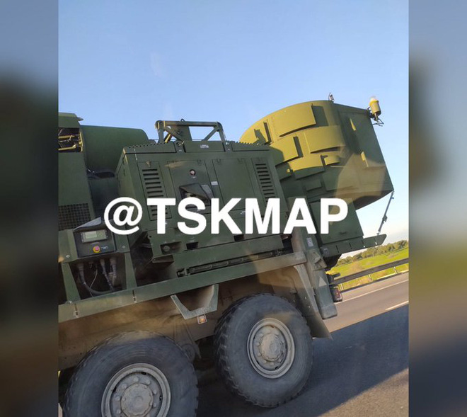 Lộ ảnh Thổ Nhĩ Kỳ bí mật triển khai vũ khí đặc biệt để tấn công S-400 ở Syria - Ảnh 1.