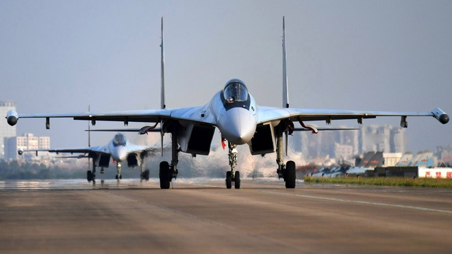5 máy bay chiến đấu nguy hiểm nhất của Trung Quốc hiện nay - Ảnh 2.