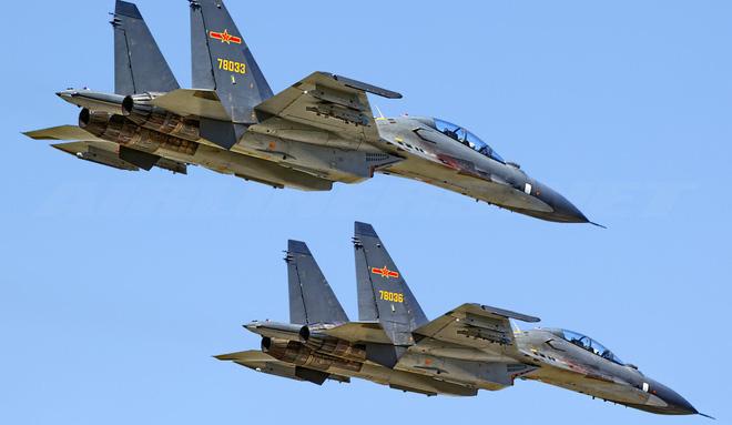 5 máy bay chiến đấu nguy hiểm nhất của Trung Quốc hiện nay - Ảnh 4.