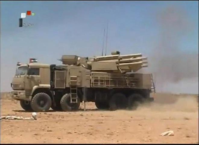 Pantsir-S1 Syria phóng 9 quả đạn mới chặn nổi 1 tên lửa Israel? - ảnh 14