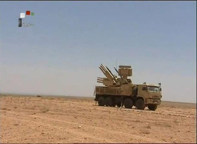Pantsir-S1 Syria phóng 9 quả đạn mới chặn nổi 1 tên lửa Israel? - ảnh 15