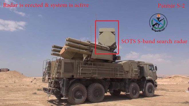 Pantsir-S1 Syria phóng 9 quả đạn mới chặn nổi 1 tên lửa Israel? - ảnh 4