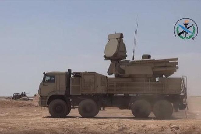 Pantsir-S1 Syria phóng 9 quả đạn mới chặn nổi 1 tên lửa Israel? - ảnh 7