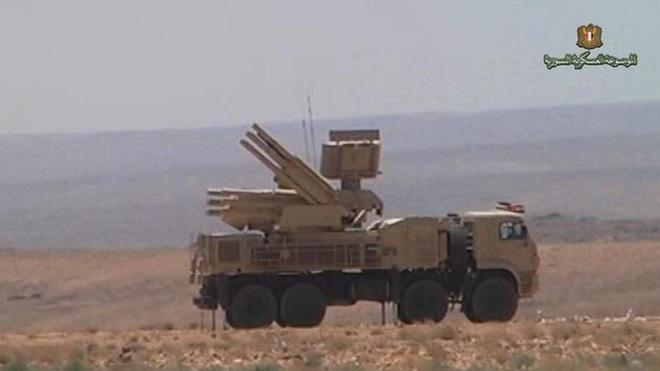 Pantsir-S1 Syria phóng 9 quả đạn mới chặn nổi 1 tên lửa Israel? - ảnh 8