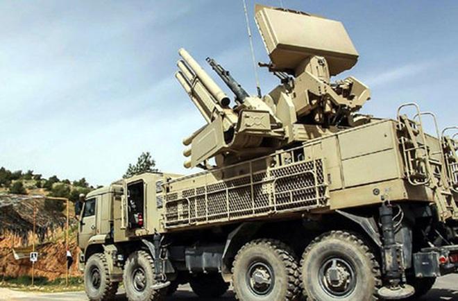 Pantsir-S1 Syria phóng 9 quả đạn mới chặn nổi 1 tên lửa Israel? - ảnh 9