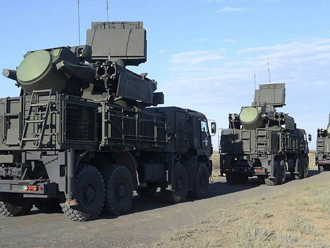 Pantsir-S1 Syria phóng 9 quả đạn mới chặn nổi 1 tên lửa Israel? - ảnh 10