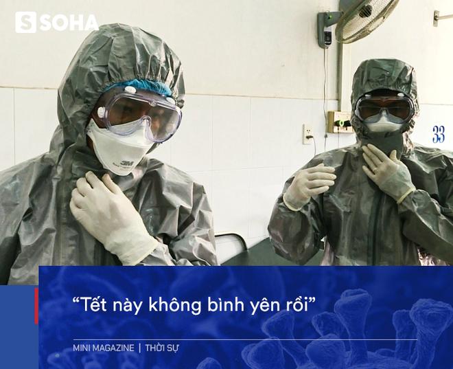 72 giờ sinh tử trong cuộc chiến đầu tiên chống virus Corona tại Việt Nam của 30 anh hùng thời bình - Ảnh 6.
