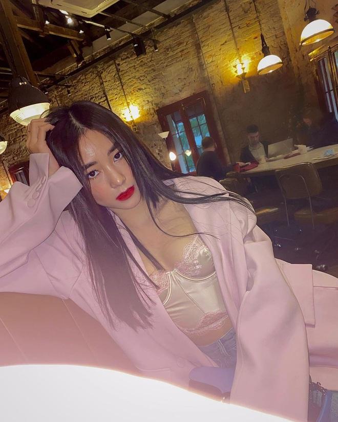 Hội bạn thân toàn mỹ nhân giàu có, nóng bỏng của hot girl Chi Pu - Ảnh 7.