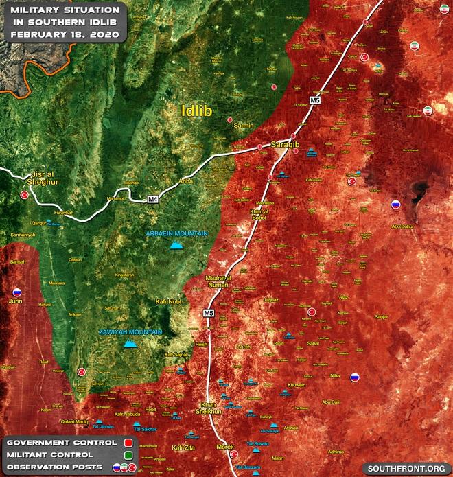 Thay Quân đội Syria phục thù, chiến đấu cơ Nga trút mưa bom xuống Idlib: Thổ Nhĩ Kỳ trắng tay rời khỏi Moscow - Ảnh 1.