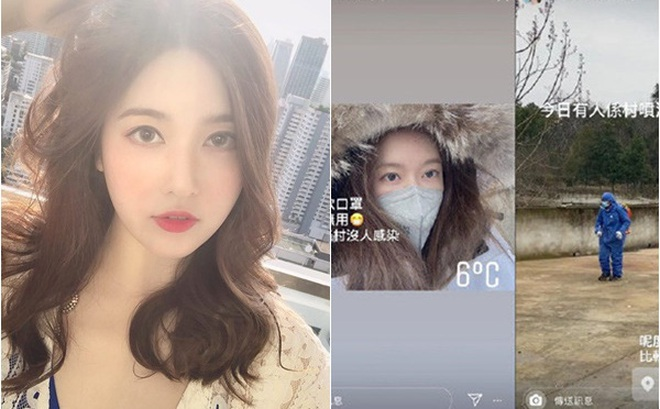Nhật ký của nữ người mẫu bị mắc kẹt ở Vũ Hán: Xúc động trước tình người ấm áp vùng tâm dịch