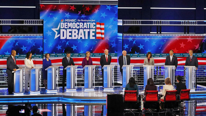 Bầu cử Mỹ 2020 và 'Phát súng lệnh Iowa' - Ảnh 2.