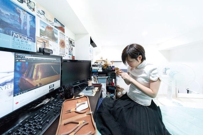 Thăm những căn hộ siêu nhỏ chỉ có 4m² được sử dụng phổ biến bởi những người trẻ tại Nhật - Ảnh 1.
