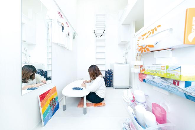 Thăm những căn hộ siêu nhỏ chỉ có 4m² được sử dụng phổ biến bởi những người trẻ tại Nhật - Ảnh 2.