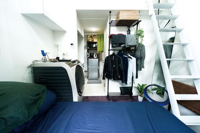 Thăm những căn hộ siêu nhỏ chỉ có 4m² được sử dụng phổ biến bởi những người trẻ tại Nhật - Ảnh 12.