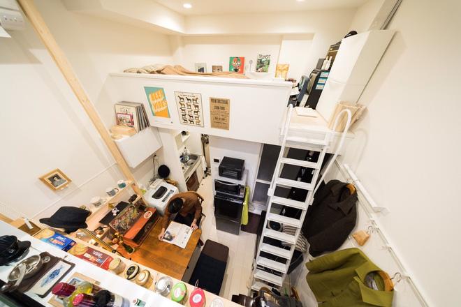 Thăm những căn hộ siêu nhỏ chỉ có 4m² được sử dụng phổ biến bởi những người trẻ tại Nhật - Ảnh 3.