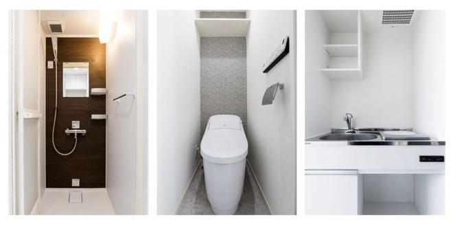 Thăm những căn hộ siêu nhỏ chỉ có 4m² được sử dụng phổ biến bởi những người trẻ tại Nhật - Ảnh 7.