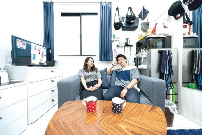 Thăm những căn hộ siêu nhỏ chỉ có 4m² được sử dụng phổ biến bởi những người trẻ tại Nhật - Ảnh 8.
