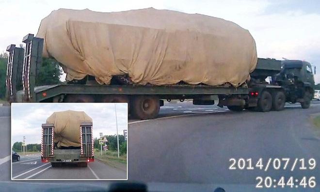 [ẢNH] Tài liệu tình báo Hà Lan tiết lộ tin chấn động về vũ khí bắn rơi MH17 - Ảnh 9.