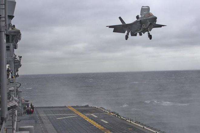 Mỹ bán F-35, biến một quốc gia Đông Nam Á thành tiền đồn chống Trung Quốc trên Biển Đông? - Ảnh 2.