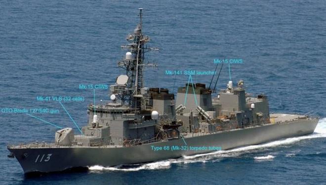 Nhật Bản tung tàu chiến vào điểm nóng Trung Đông: Đổ dầu vào lửa hay gỡ rối tơ vò? - Ảnh 1.